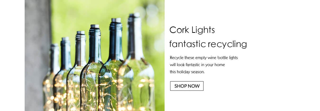 Cork Light home page